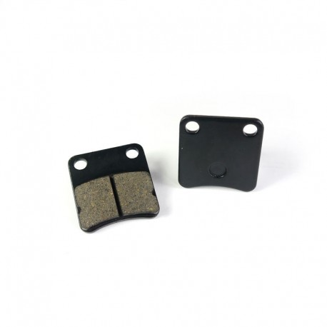 Plaquettes frein simple piston 45/7