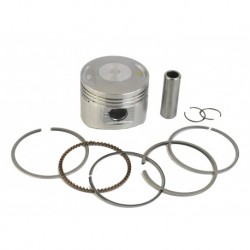 Kit Piston+segments 52,4mm 107cc Lifan/125 Bull