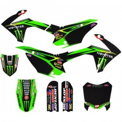 Kit Decoration NSTYLE CRF110 Monster Energy