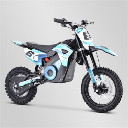 DIRT BIKE ENFANT APOLLO RXF ROCKET 1000W 2021 BLEU
