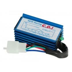 Cdi Racing CNC Bleu
