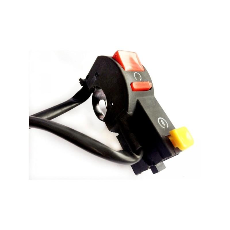 coupe circuit d marreur electrique minimax17. Black Bedroom Furniture Sets. Home Design Ideas