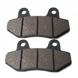 Plaquettes frein double piston 78/6