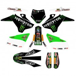 KIT DECO YCF MONSTER CLS